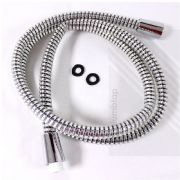 Premium Shower Hose Pipe Universal Fitting 1.5m | Replaces Mira Grohe Triton Aqualisa | Clearance Stock Reduced Price